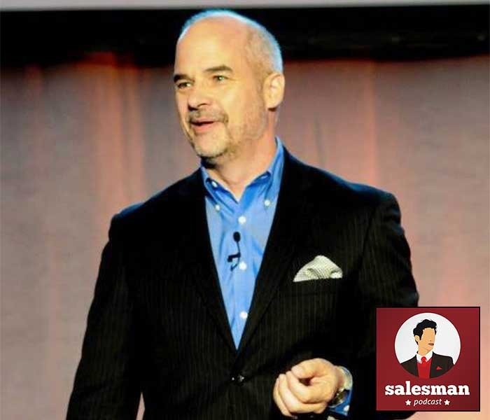 Why Being Uncomfortable In Sales Is A Good Thing With Jeff Shore
