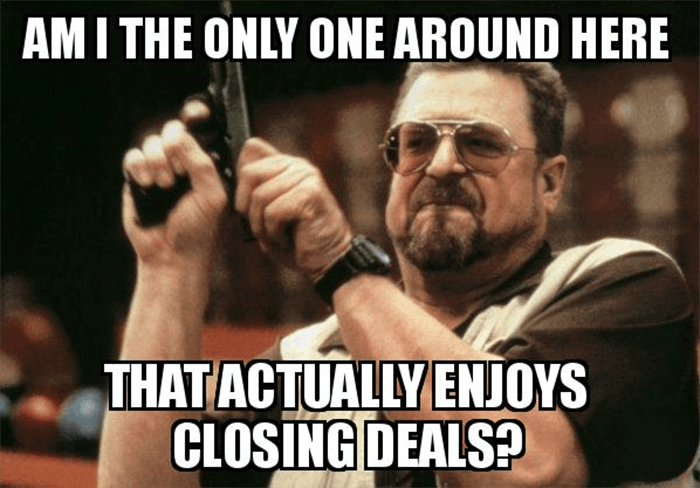 19 Funny Memes That Only Salespeople Will Understand Salesman Org