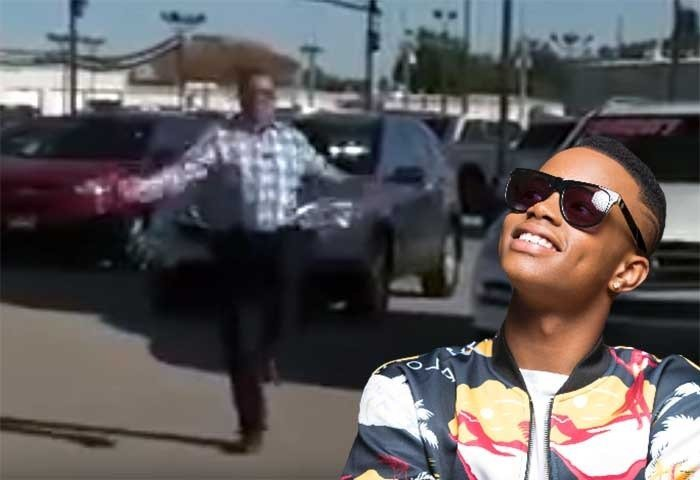"Watch This Salesman ""Whip, Nae Nae"" To Close The Deal"
