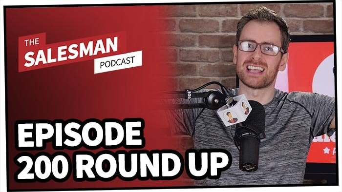 200: I Share How I Make My Money, The Sales School And The Future Of The Salesman Podcast