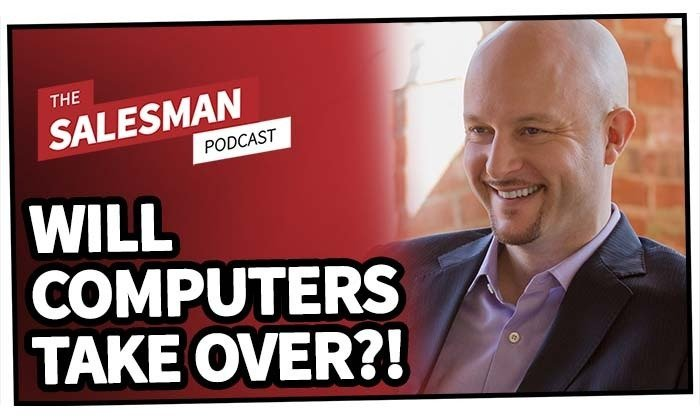 206: Are Computers Going To Take Over The Sales Industry? With John Barrows