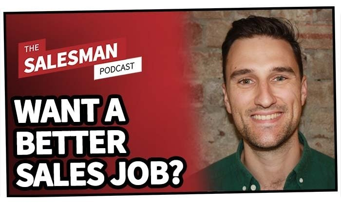 209: How To Land A EXTREMELY Lucrative Sales Job With Mark Tanner