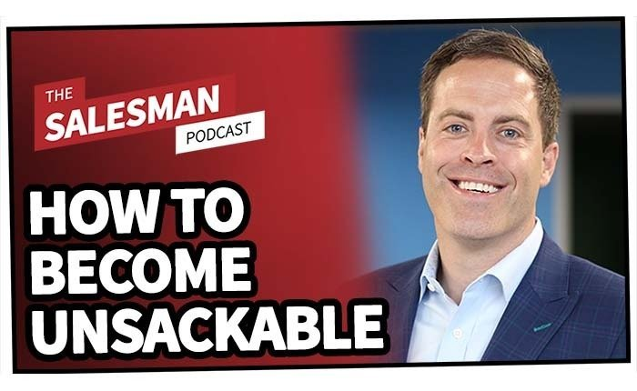 203: How To Become A Unsackable Sales Professional With Jamie Shanks