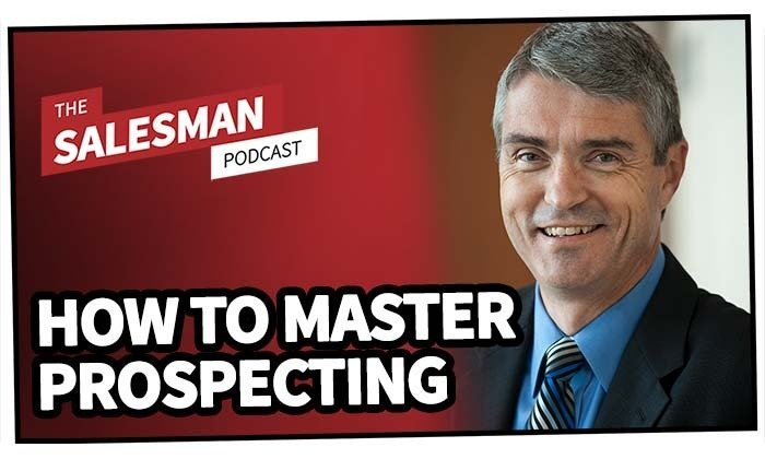 210: How To MASTER The Art Of Prospecting With Mark Hunter