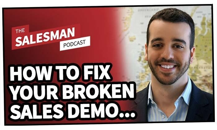 211: Why Your Sales Demo SUCKS! (And How To Fix It) With Steli Efti