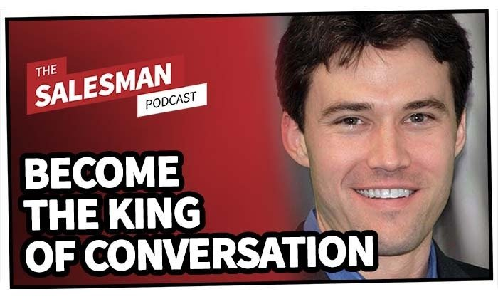 207: Why Conversations Are King In Sales (With Data To Prove It) With Steve Richard