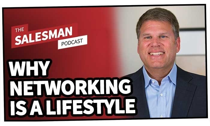 222: Why Networking Is A Lifestyle (And Not A Skill) With Jeff Kleid