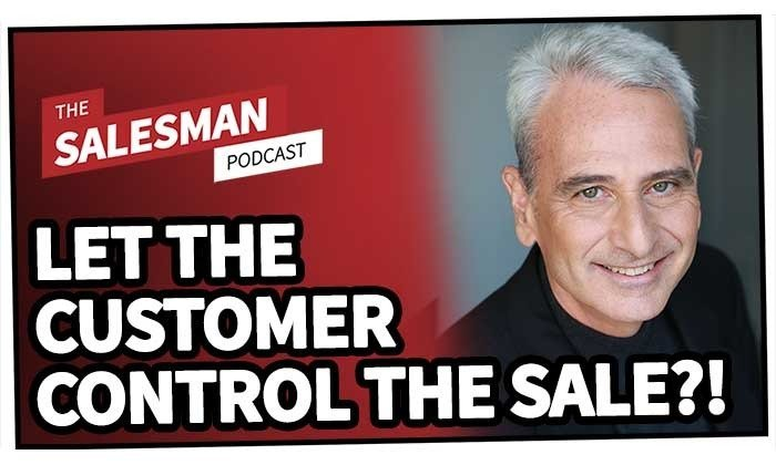 218: Letting Customers Make Their Own Decisions, Makes Closing Easier?! With Jeffrey Lipsius