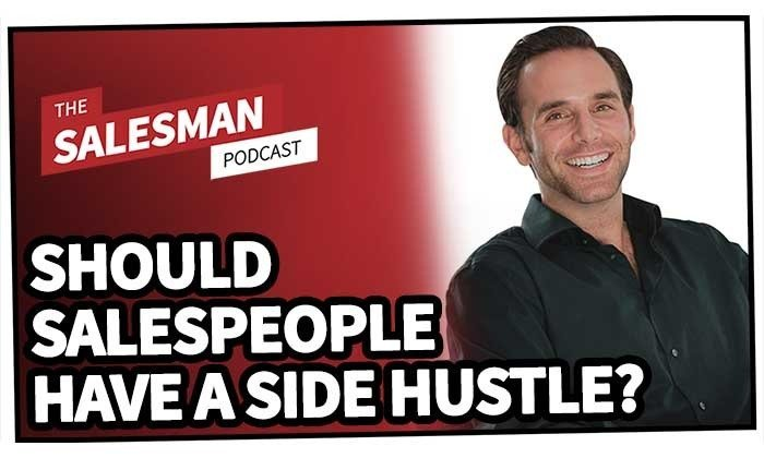 224: Should Sales People Have A Side Hustle? (YES! Why You NEED Multiple Incomes) With Geoff Woods