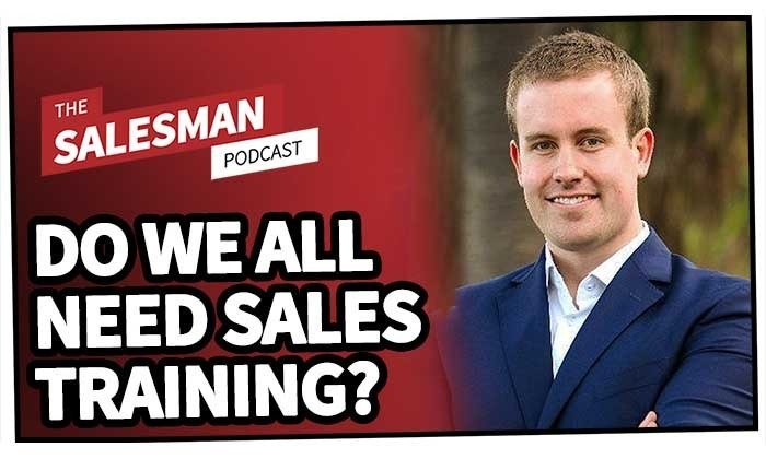 223: Do ALL Sales Professionals NEED Sales Training? With Tim Clarke
