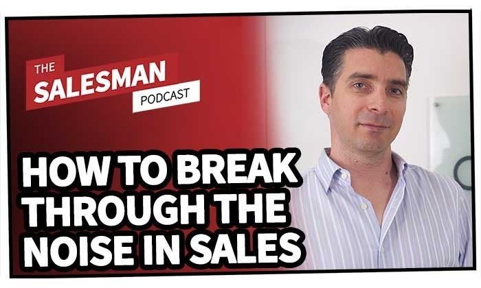 213: How To Break Through The Noise (And Why Sales Is Changing) With Yoav Dembak