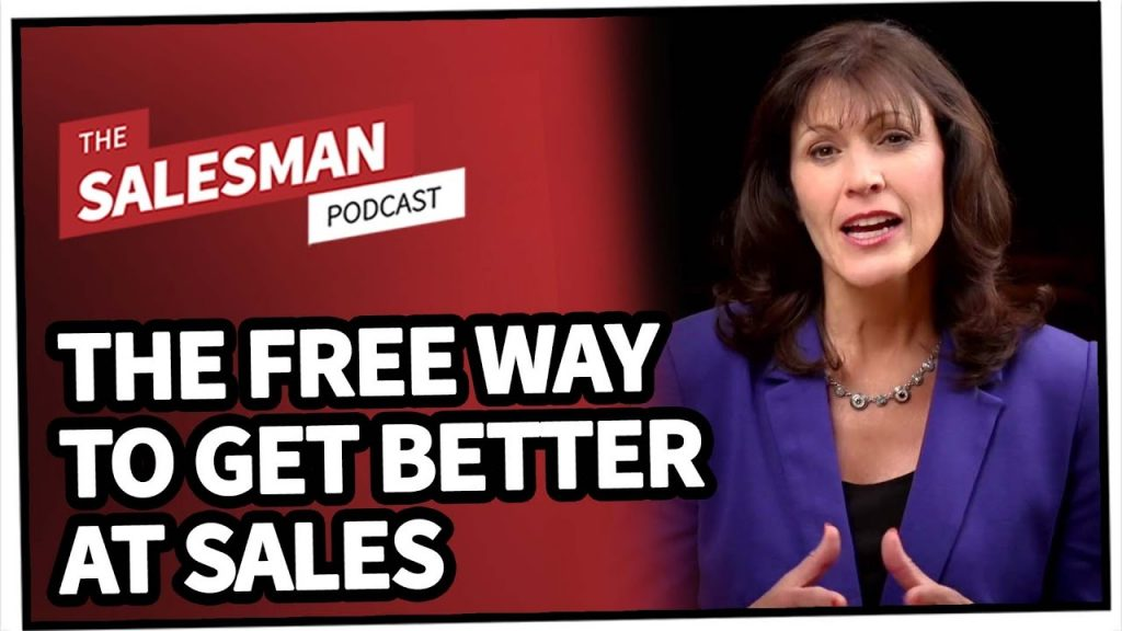 235: The Best FREE Way To Get Better At Sales With Nancy Bleeke