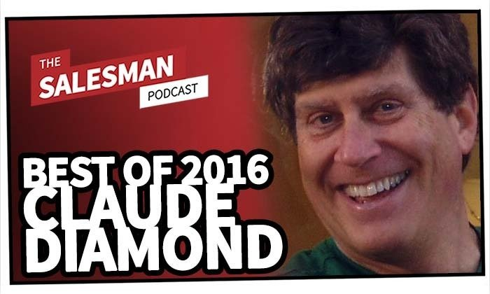 BEST OF 2016: Why Must Put YOURSELF Before The Customer With Claude Diamond