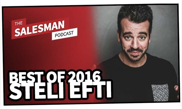 BEST OF 2016: Why HUSTLE Is The Only Thing That MAKES YOU MONEY With Steli Efti