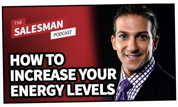 239: How To Increase Your Physical Energy Levels (So You Can Close More Sales) With Arman Sadeghi