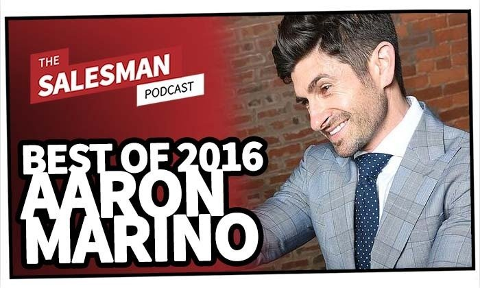 BEST OF 2016: How To Improve Your Sales Swag With Aaron Marino