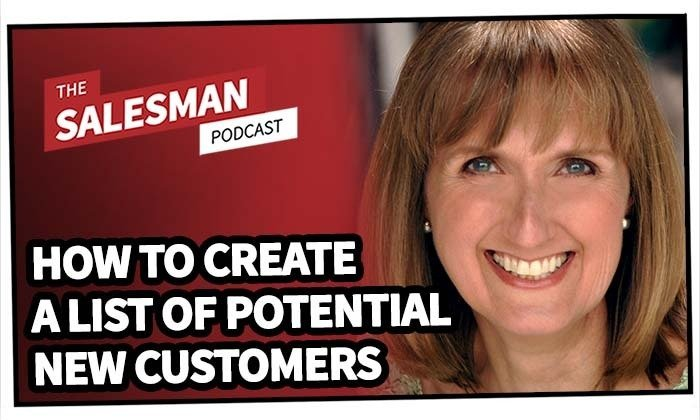 242: Lead Generation 101 (How To Create A List Of Potential New Customers) With Kendra Lee
