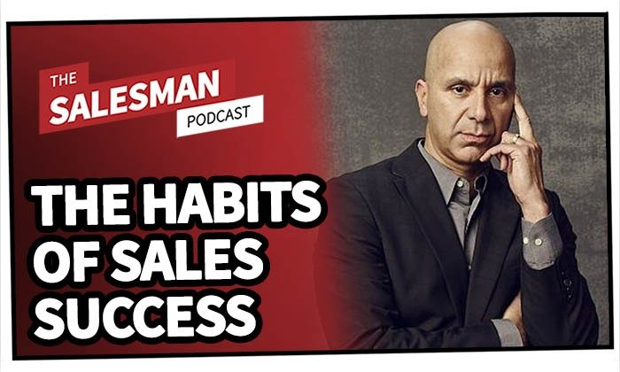 246: The Habits Of Successful Salespeople With Victor Antonio