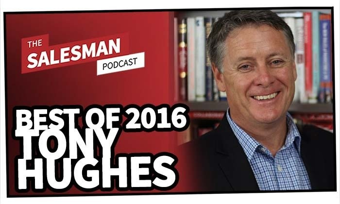 BEST OF 2016: Finding YOUR STORY And Why You Should Sell With It With Tony Hughes