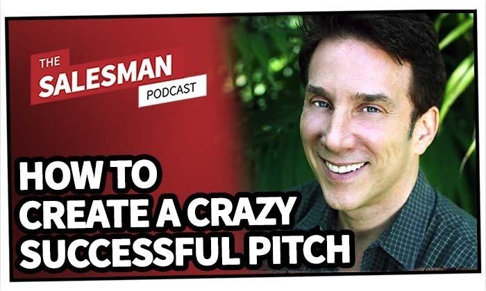 #386: How to Create A CRAZY SUCCESSFUL Sales Pitch With John Livesay