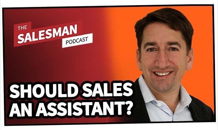 #383: Should Sales Professionals Have a Sales Assistant? With Eric Taussig