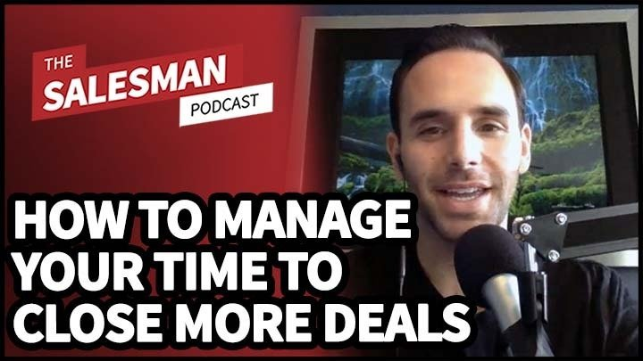 #390: Crazy Ways To Set Habits And Make You More Selling Time Efficient With Geoff Woods