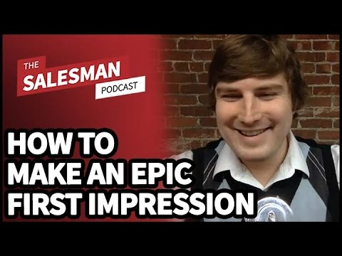 #389: How To Make A First Impression That Instantly Builds Rapport And Closes Deals With Ryan O'Hara