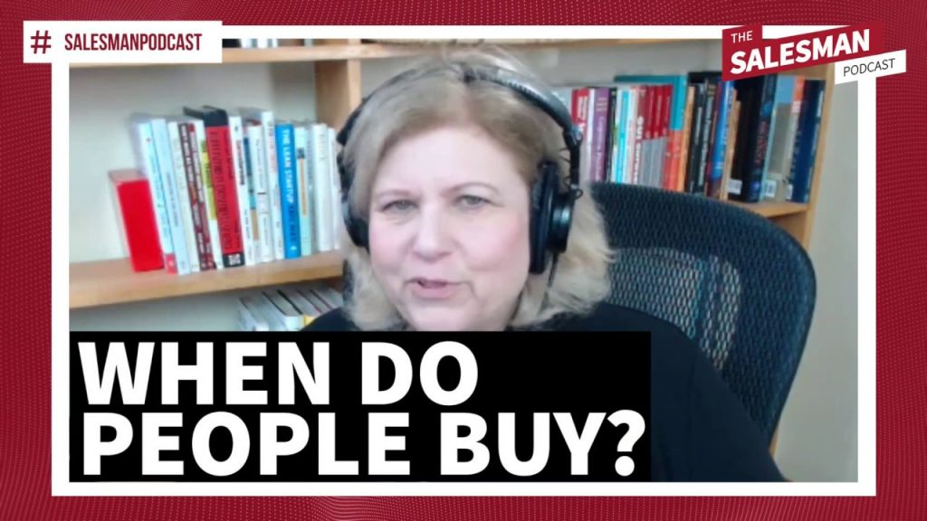 When Do People Buy? The Science is CRAZY