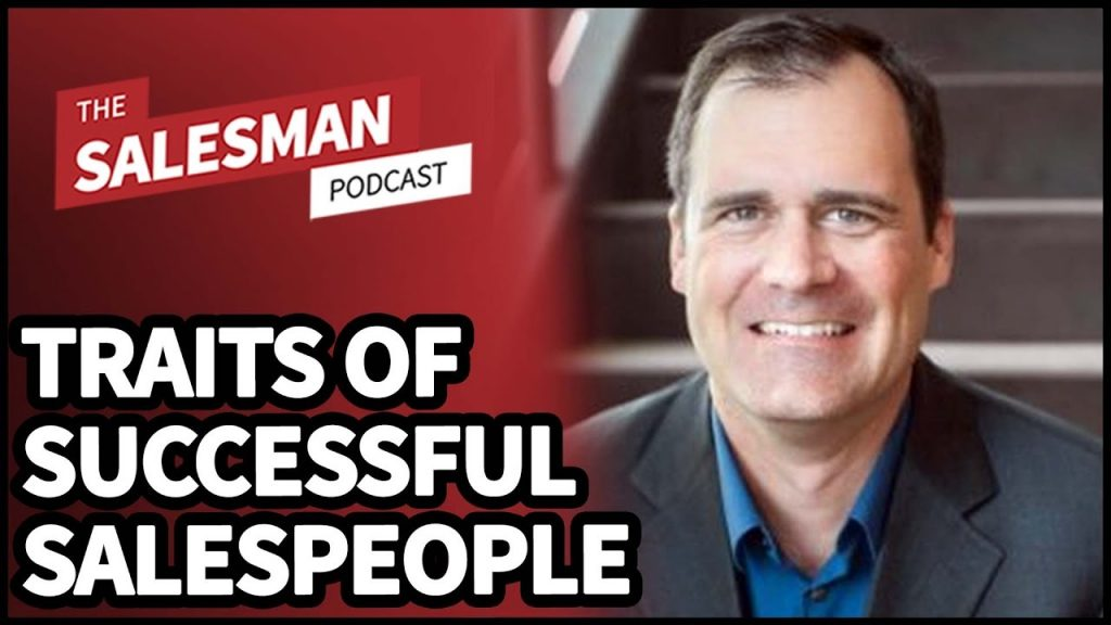 #387: Do You Have The Traits Of A CRAZY Successful Salesperson? With Scott Ingram