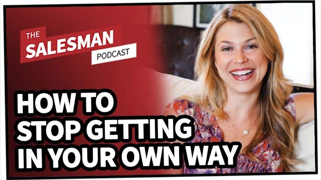 252: How To Stop Getting In Your Own Way And Close More Deals With Christine Hassler