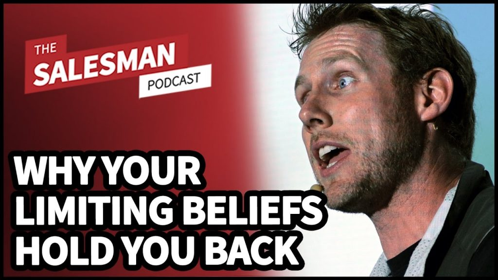 #396: Why Your LIMITING BELIEFS Are Holding You Back From Sales Success With Paul Adamson
