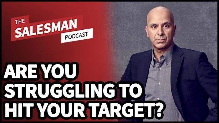 #392: Are You Struggling To Hit Your Sales Target? (WE GET REAL!) With Victor Antonio