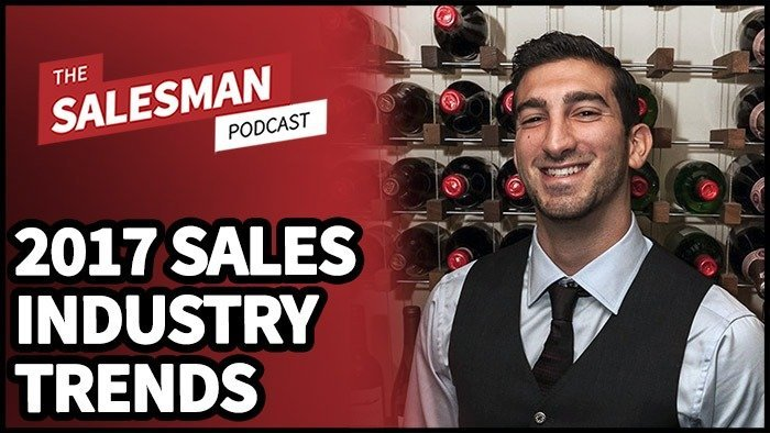 #398: 2017 Sales Industry Trends You Need To Be On Top Of With Max Altschuler