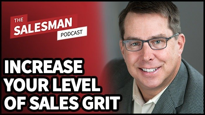 #400: How To Increase Your Level Of SALES GRIT With Ray Makela