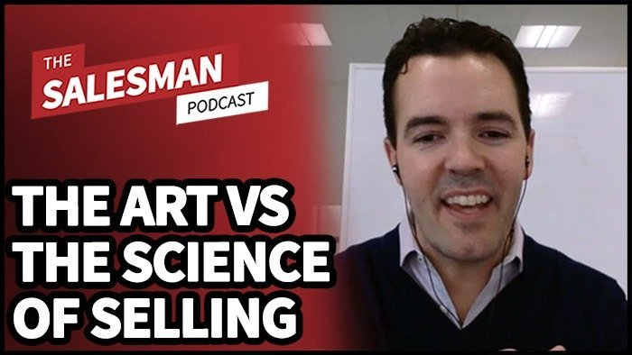 #401: The Science VS Art Of Sales (Which Is More Important?) With Mark Ripley