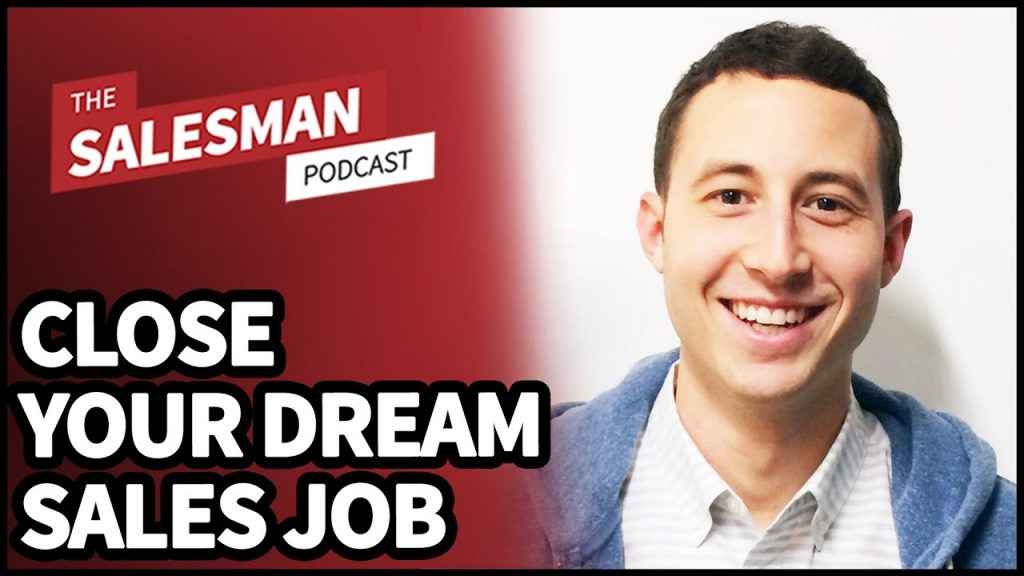 #402: Behind The Scenes Secrets To Getting Your Dream Sales Job With Michael Pici