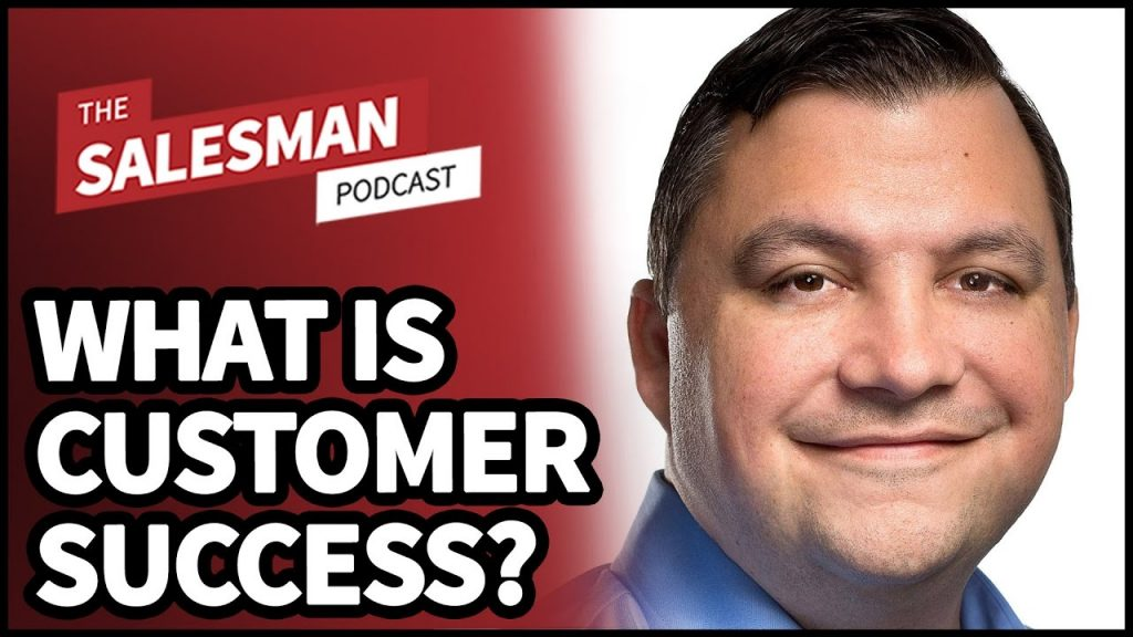 """#403: Why """"Customer Success"""" Is the Future Of Sales With Lincoln Murphy"""