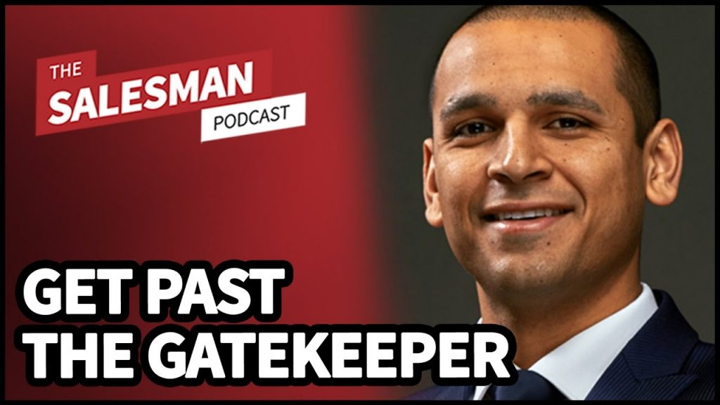 #407: How To Get Past The Gatekeeper (On The Phone, Over Email And More…) With Ali Mirza