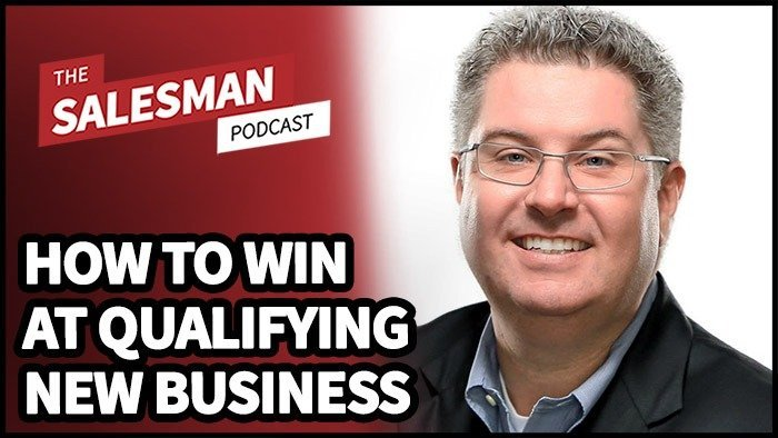 #406: How Win At Qualifying New Business (It's A Mindset NOT A Process!) With Sean Burke