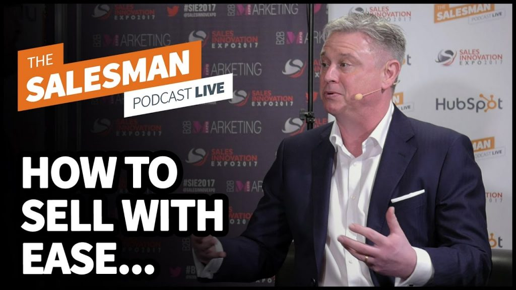 How to Sell With EASE (The 4x Steps To Every Deal) With Chris Murray
