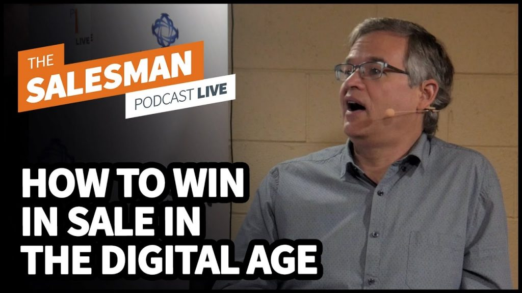 Winning In Sales In The Digital Age With David Hood