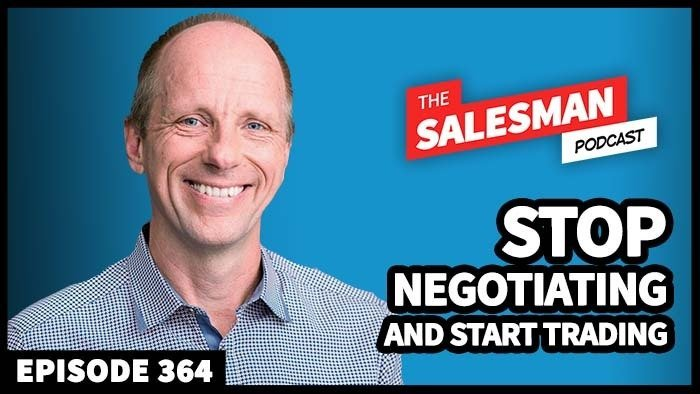 #493: SALES HAS CHANGED! Stop Negotiating And Start TRADING With Jacco vanderKooij