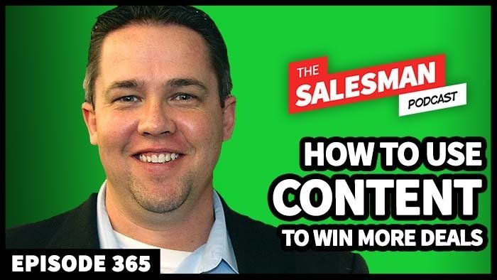 #494: Using CONTENT TO SELL (Become A Valuable Resource To Your Customers) With Koka Sexton