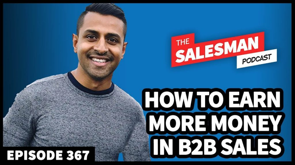 #495: How To Earn More Money, Without Bigger Quotas With Ankur Srivastava