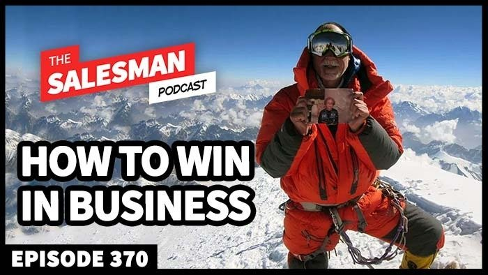 #498: A Mountaineers Guide To Winning In Business with Alan Arnette