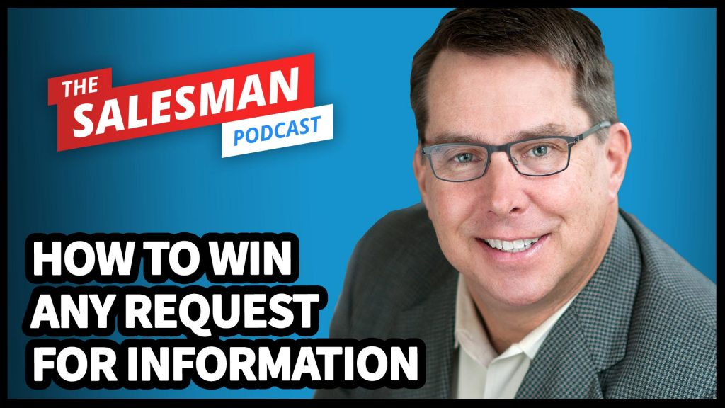 #509: How To Consistently Win Or Avoid the RFP (Request For Proposal) With Ray Makela