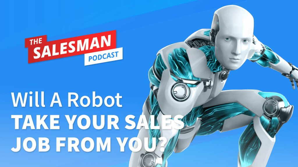 #520: Will A.I. Take Your Sales Job? (OR WILL IT HELP YOU CLOSE MORE SALES?) With Victor Antonio