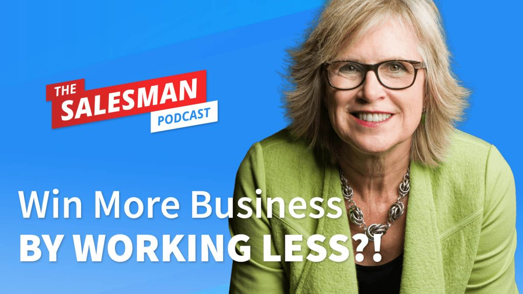 Thrive5: How To Do Less And CLOSE MORE SALES With Jill Konrath