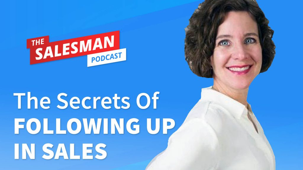 #515: Mastering Sales Follow Up (Automation, Giving Huge Value And MORE!) With Ruth van Vierzen
