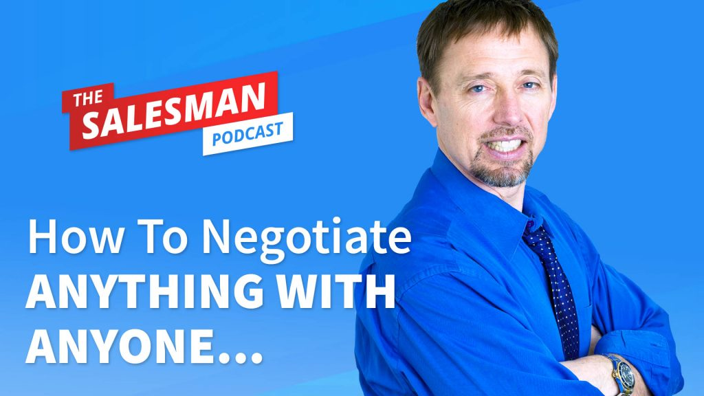 Thrive5: How To Negotiate With Professional Buyers With Chris Voss